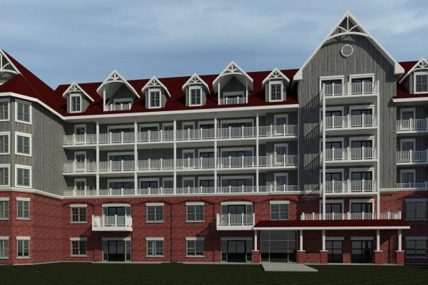 St Elizabeth Village rendering Stay project by Reinders and Rieder