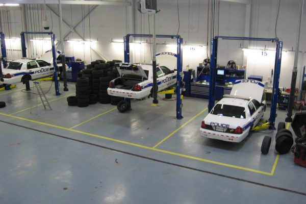 Peel Police cars earn project by Reinders and Rieder
