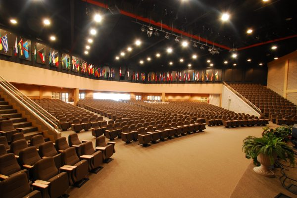 Global Kingdom Ministries worship hall Pray project by Reinders and Rieder