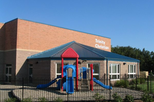 Trinity Christian School slide Learn project by Reinders and Rieder