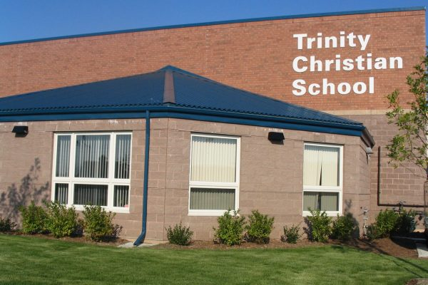 Trinity Christian School Learn project by Reinders and Rieder