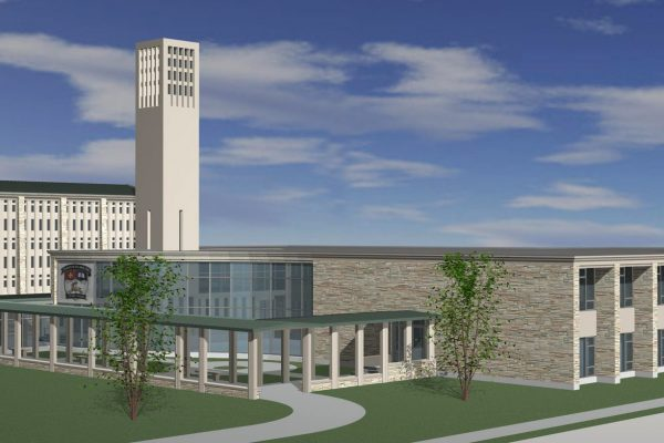 Divinity McMaster rendering Learn project by Reinders and Rieder